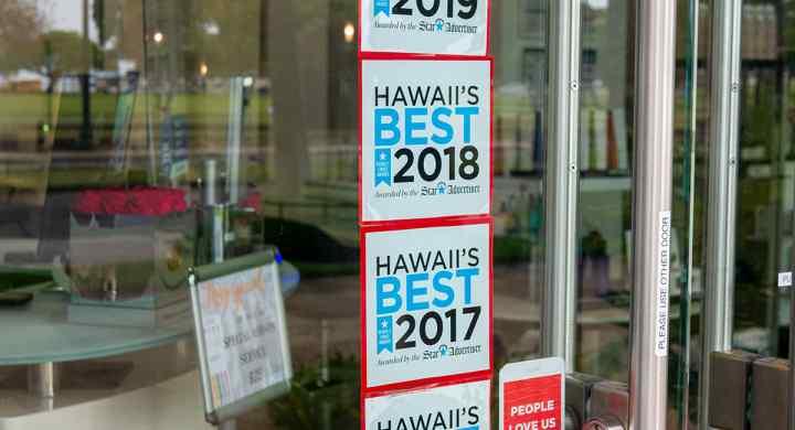 Voted Hawaii's best hair salon in Honolulu